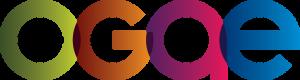 A fő OGAE-logó a szervezet betűszavából.